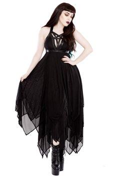 Divination Doom Dress [B]