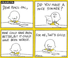 A letter from Charlie Brown. Peanuts Cartoon, Peanuts Snoopy, Peanuts Comics, Charles Shultz, Peanuts By Schulz, Wit And Wisdom, Charlie Brown And Snoopy, Crazy Quotes, Film Books