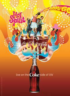 Coca-Cola Art Remix by Coca-Cola Art Gallery