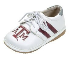 Squeak Me Shoes 4331 Boys' University of Texas A Sneaker Size: 3 (Toddler), Color: White by TQK. $30.01. Squeaky shoes are stylish and fun, and target little children approximately six months to three years of age. They are lined with soft leather and the shoes encourage children to walk. They are comfortable and flexible with non-skid soles. You can always hear where your child is, and the squeaker can be easily re-inserted by an adult. Squeaky shoes are a big hit with ...
