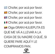 acá Funny Spanish Memes, Spanish Humor, Funny Memes, Jokes, I Started A Joke, Anime Girlxgirl, Star Lord, Really Funny, Laughter