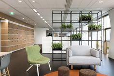 kantoor Waterschap Drents Overijsselse Delta in Zwolle - Studio Groen+Schild