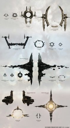 72 Best EVE ONLINE images in 2019 | Eve online ships, Info graphics