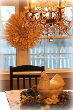Priscillas: Spring in the Dining Room 2015