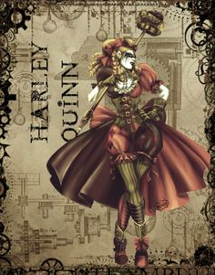 SteamPunk Harley by Axcido