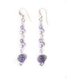 PASTEL DREAMS Tanzanite Dangle Earring Online Boutiques, Handcrafted Jewelry, Dangle Earrings, Dangles, Jewelry Design, Pastel, Charmed, Dreams, Elegant