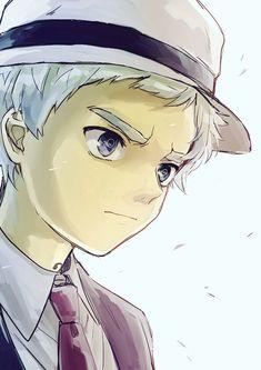 Norman, by Pixiv Id 32333026 Anime Reviews, Anime Guys, Versión Anime, Anime Comics, Anime Art, Neverland, My Hero Academia, Anime Characters, Fictional Characters