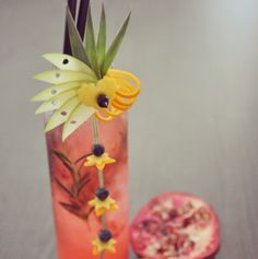 Cocktail Garnish