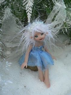I just live Liz's fairies! They are so adorable!!!!