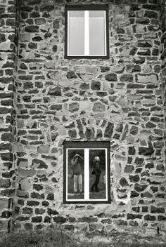 museum windows