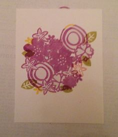 Justine's Cardmaking, Scrapbooking and Papercrafting: It's the Little Things November Stamp of the Month Blog Hop
