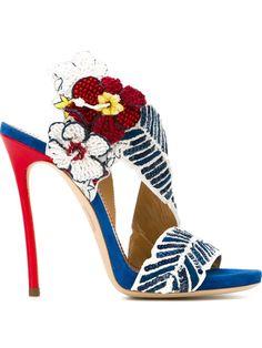 ankle tie sandals - Multicolour Dsquared2 EDMUy