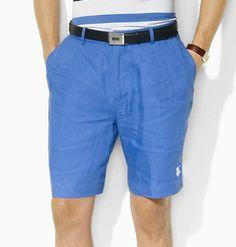 Summer Shorts, Bermuda Shorts, Polo, Fashion, Moda, Polos, La Mode, Fasion, Polo Shirts
