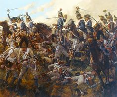 Kellermann's Charge at Marengo, June 14th, 1800