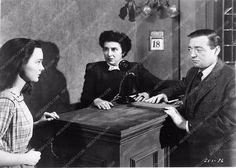 photo Peter Lorre film Confidential Agent 2771-26