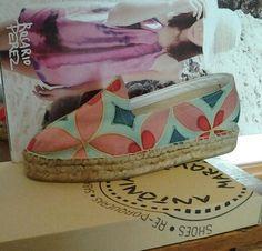 Colaboración Antónia Marqués Work Shop y Rosario P. Cork, Wedges, Shoes, Fashion, Rosaries, Moda, Zapatos, Shoes Outlet, La Mode