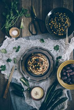 Middle Eastern Style Pancakes (Souvlaki For The Soul)