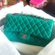 Teal Chanel