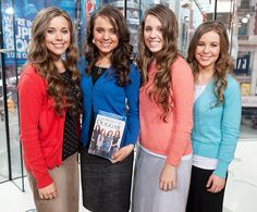 Jinger and Jana DuggarIn 2014, Jinger and Jana teamed with their older sisters, Jessa, and Jill, to write Growing Up Duggar: It's All About Relationships.