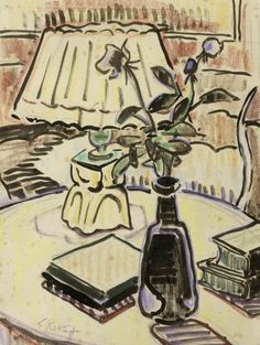 simena: SCHMIDT-ROTTLUFF KARL Schmidt, Ernst Ludwig Kirchner, Blue Rider, Still Life 2, Expressionist Artists, Classical Art, Art And Architecture, Printmaking, Coloring Books