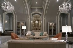 Behind the Scenes of Scream Queens: The Kappa Kappa Tau House   the House of Grace