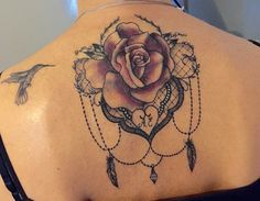 1000+ images about Tatouage rose femme on Pinterest