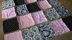 It's a Priceless Life: Easy Rag Quilt