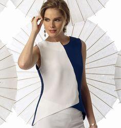 V9004 | Misses' Top | New Sewing Patterns | Vogue Patterns