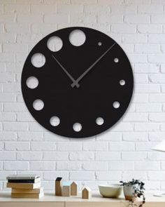Metal Saat - Clock