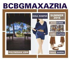 """Designer Spotlight - BCBGMAXAZRIA"" by latoyacl ❤ liked on Polyvore"