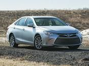 2015 Toyota Camry 4dr Sedan LE 0-OEM Supplied Custom Image