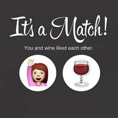 There have been thousands of great quotes about wine throughout history, but what better way to celebrate National Wine Day 2019 than with this collection of the best wine quotes to share with your friends on wine night? Humor Tinder, Tinder Tips, Wine Meme, Wine Funnies, Funny Wine, Funny Quotes, Funny Memes, Qoutes, Wine Night
