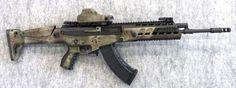 Modern Firearms - CAA Kalashnikov-Israel Kalashnikov-USA AK-Alfa assault rifle (Israel)