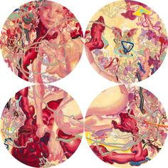 James Jean  Born in 1979, Taipei, Taiwan. Lives and works in Los Angeles, CA. http://hi-light.co.kr/50177217463 http://www.jamesjean.com/