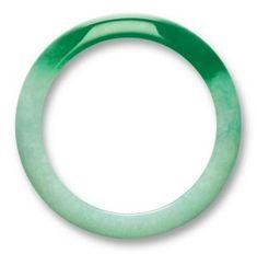 Handmade 12 mm naturel magnifique vert jadeite Jade Perles rondes bracelet jonc