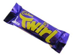 Cadbury's Twirls are a lovely chocolate bar; they are lovely creamy Cadbury's…