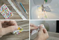 DIY Cómo hacer un chupetero para bebés   el taller de las cosas bonitas
