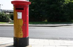 Olympic post boxes