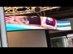 Creative Curve Display  12 8m x 0 512m  Korea  2017