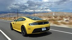 This is the latest and greatest Aston Martin, which is pitched straight at the likes of the Porsche 911 Turbo Aston Martin Vantage, Automobile Magazine, Cool Sports Cars, Porsche 911 Turbo, Vehicles, Photos, Athlete, Automobile, Nice Asses