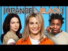 Orange Is The New Black in 1 Take in 7 Minutes