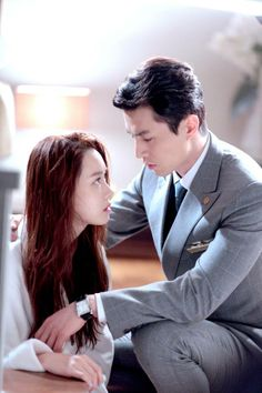 Such a perfect combination. Lee Da Hae and Lee Dong Wook