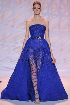 Zuhair Murad Autumn/Winter 2014-15 Couture
