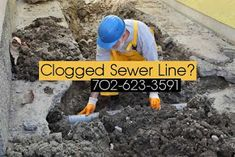 The Main Sewer Line from My Home is Clogged in Las Vegas! http://rooter-man-plumber-las-vegas-plumbing.blogspot.com/2018/04/the-main-sewer-line-from-my-home-is.html #plumberlasvegas #plumbing #plumber #plumbers #lasvegas #rooter #gasfiter #sewer #hydrojetter #plumblife #plumbinglife #cleaning #repair #services #heating #pipe #plumbingservices #hvac #kitchen #bathroom #bath #leaks #vegas #bathtub #boiler #shower #sink #waterheating #plumbingfixture #waterheater