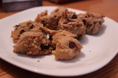 Peanut Butter Chocolate Chip-pea Cookies - These Things I Love