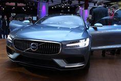 Volvo Concept Coupe at The Frankfurt Auto Show