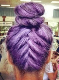 Purple Hair 97