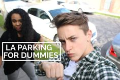 Parking in Los Angeles is not for the faint of heart. Only the strongest survive. Please like, share, comment, and subscribe! Abonnez-vous à notre chaîne SVP...