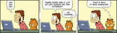 Garfield ❤ =^..^= ❤