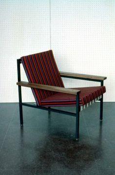 John Hertzman; #2 Lounge Chair, 1960.